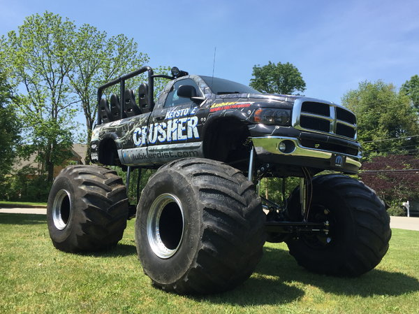 2005 Dodge Monster Ride Truck  for Sale $65,000