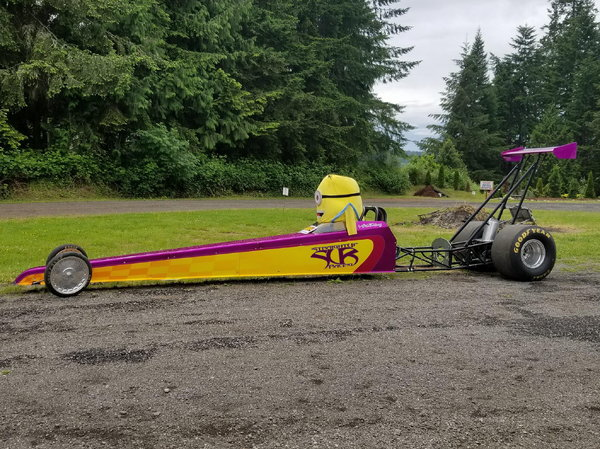 Rear Engine Dragster  for Sale $10,000