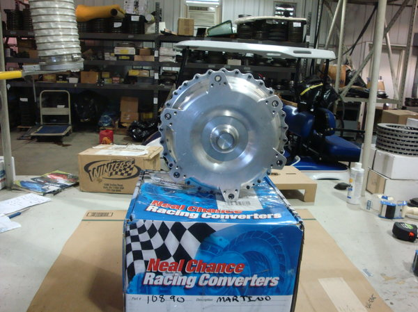 Neal Chance Racing Converter  for Sale $3,500