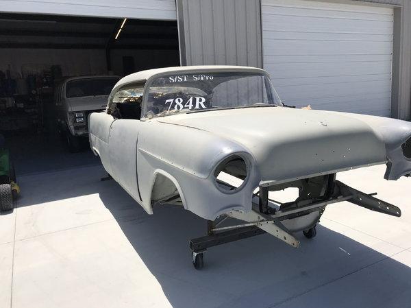 1955 Chevrolet Bel Air  for Sale $5,500