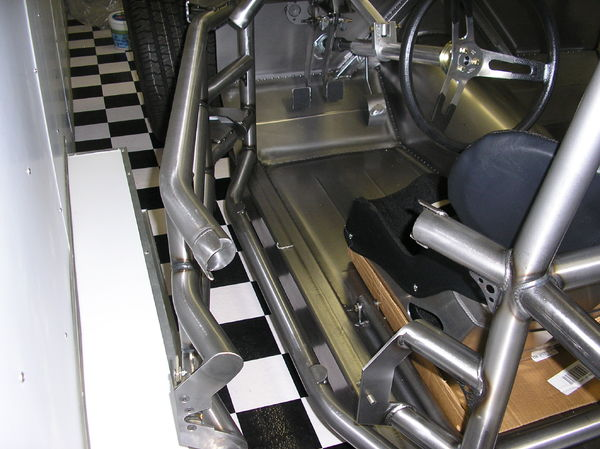 Ortec Busch Chassis w Opening Doors  for Sale $4,495