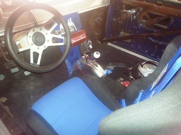 78 Grand Prix Drag Race Roller  for Sale $5,000