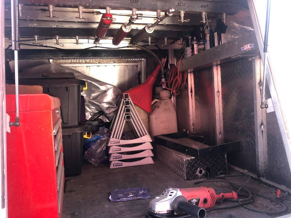 1985 Chevy c30 Ramp Truck  for Sale $9,000