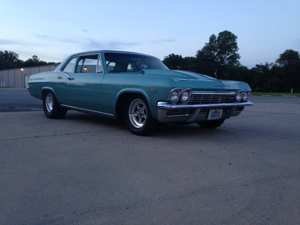 1965 Chevrolet Biscayne  for Sale $40,000