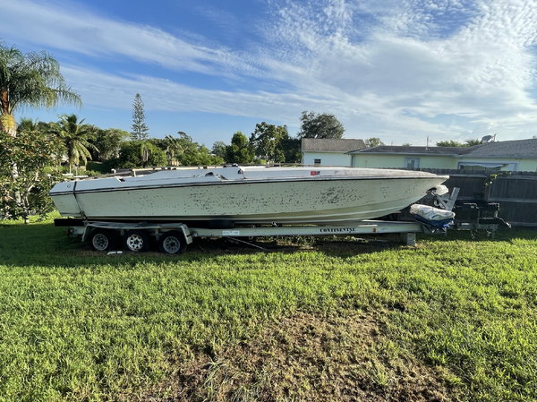 32 cris craft 1981  for Sale $5,000
