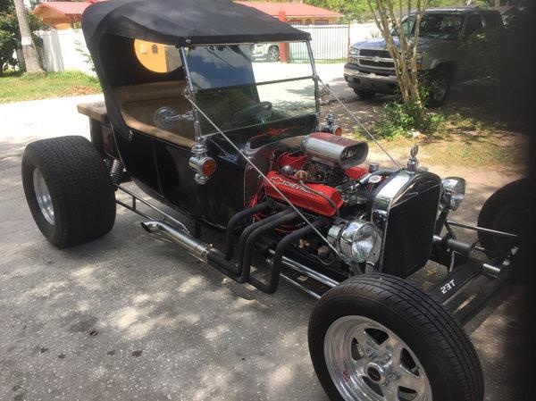 hot rod mopar 383 build