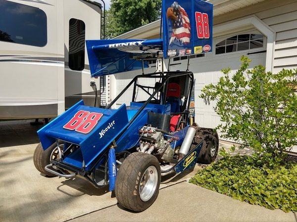 2001 Bailey MiniSprint  for Sale $3,500