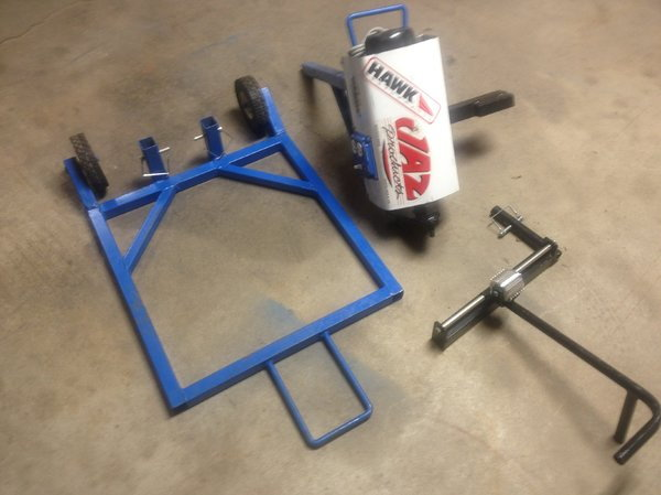 Tire Grinding Prep Stand  for Sale $1,027