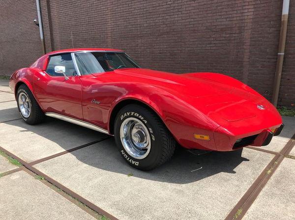 1976 Chevrolet Corvette  for Sale $10,000