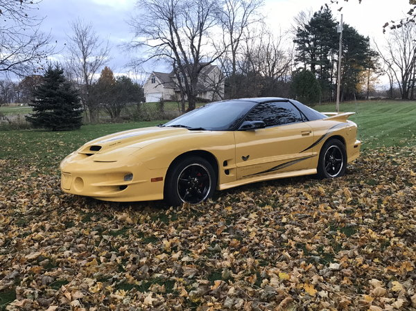 02 WS6 Collector Edition Trans Am Twin turbo LS2  for Sale $17,500