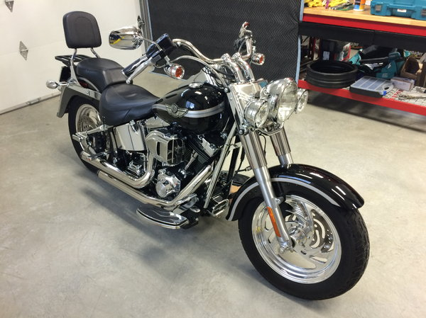 2003 Fatboy  for Sale $11,500