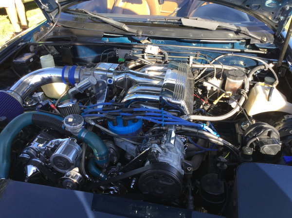 5,0 Ford powered Miata  for Sale $18