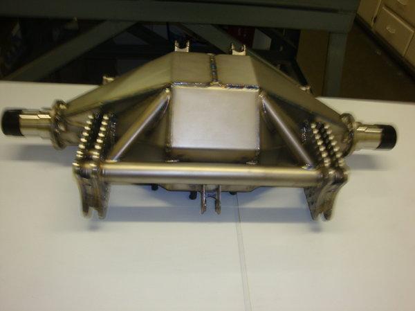 Pro-Mod Titanium Axle Housding  for Sale $7,500