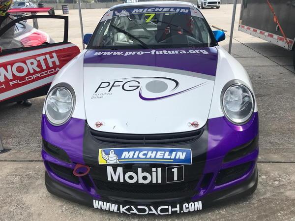 2005 Porsche 911 GT3 Cup  for Sale $79,900