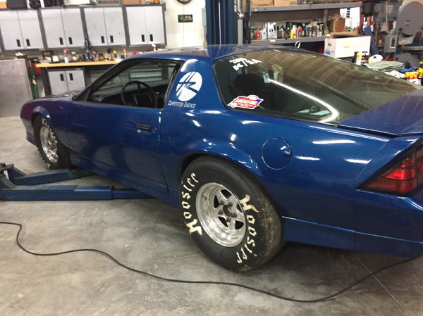NHRA stock automatic  for Sale $19,500