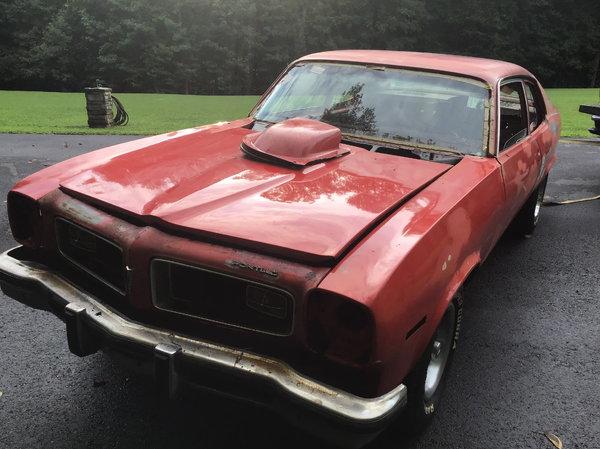 1974 Pontiac Ventura