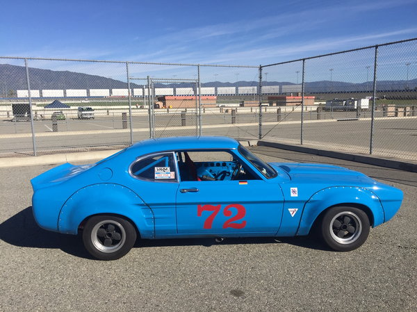 1971 Ford Capri Trans Am B-Sedan   for Sale $39,000