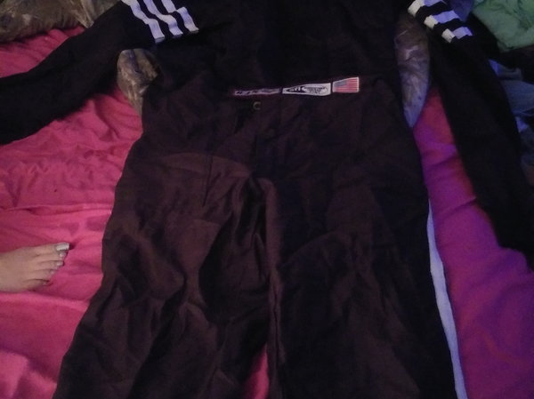 Fire suit  for Sale $150