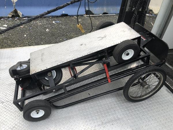 53' NASCAR Style Transporter