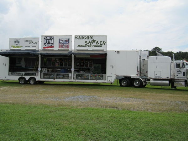 EVENT MERCHANDISE TRAILER  for Sale $75,000