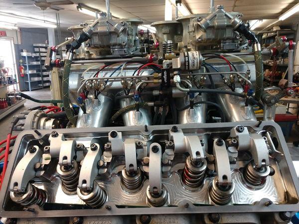 NEW 903 Sonny's / Kaase Nitrous motor   for Sale $68,000