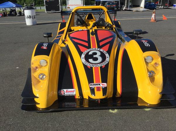 2012 Radical SR8 RX  for Sale $67,500