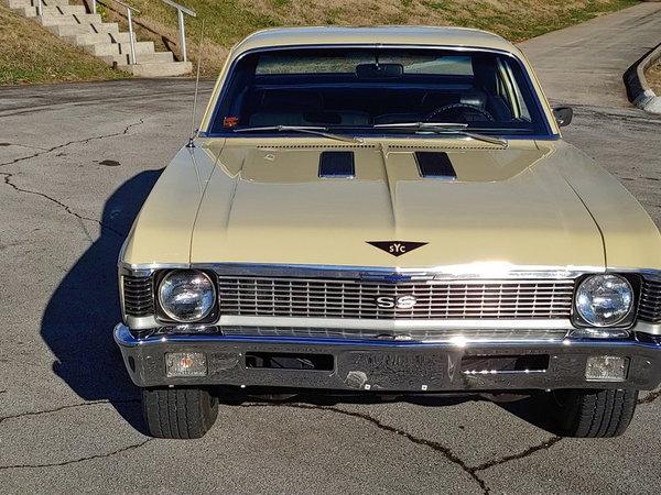 1970 Chevrolet Nova 4 Speed Yenko tribute  for Sale $38,000