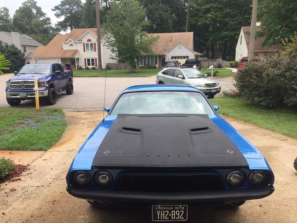 1972 DODGE CHALLENGER  for Sale $25,949