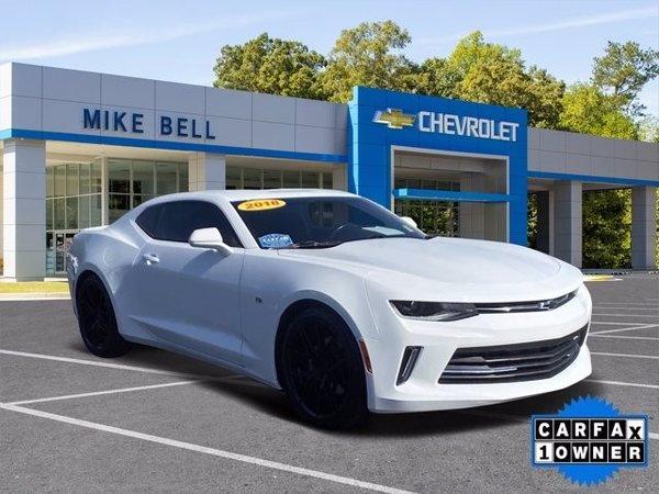 2018 Chevrolet Camaro  for Sale $30,965