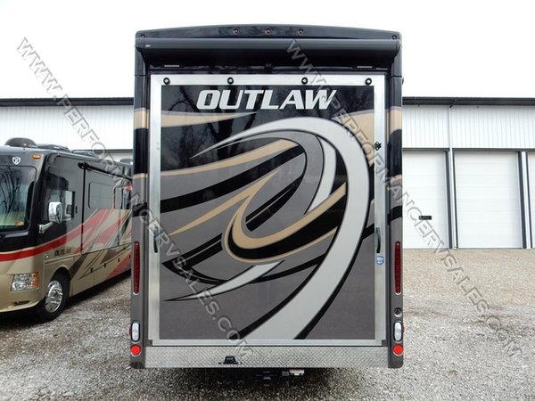 2019 Thor Motor Coach Outlaw