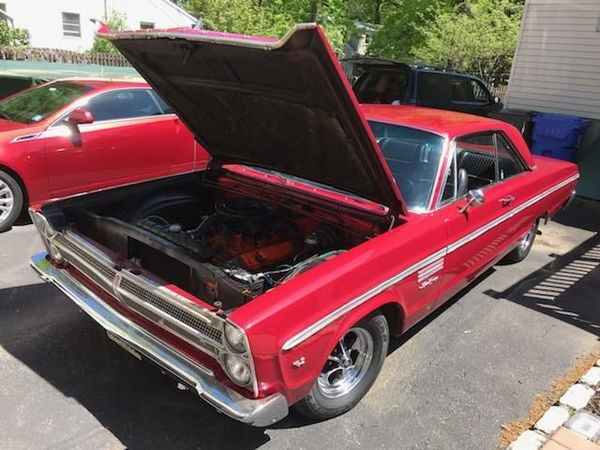 1965 PLYMOUTH FURY  for Sale $20,000