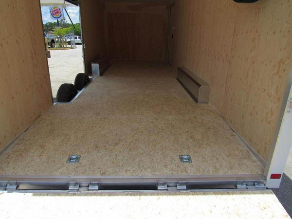 2020 ATC 24ft Raven Race Trailer (Weight is only 3209 LBS)  for Sale $15,699