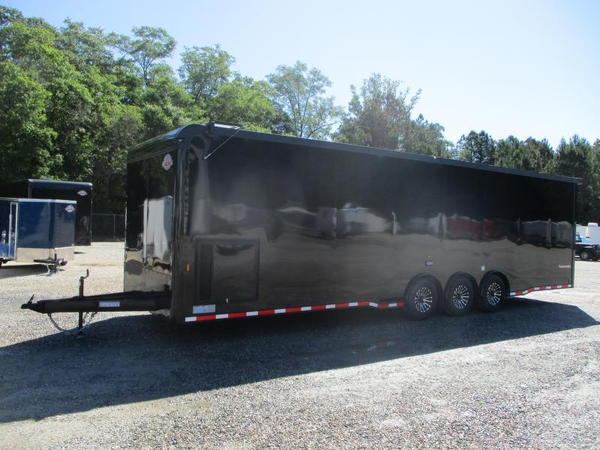 2022 Cargo Mate 32' Eliminator SS Loaded Car / Racing Traile  for Sale $30,995