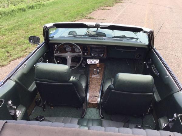 1969 PONTIAC FIREBIRD  for Sale $27,000