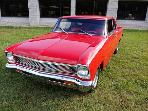 1966 Chevrolet Nova SS  for Sale $39,999