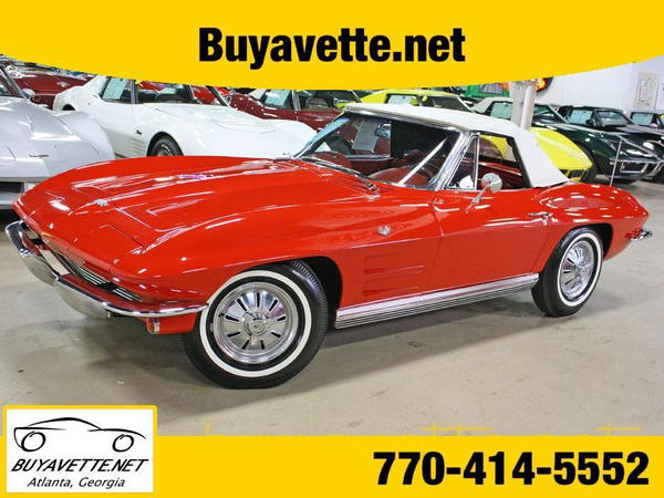 1964 Chevrolet Corvette  for Sale $69,999