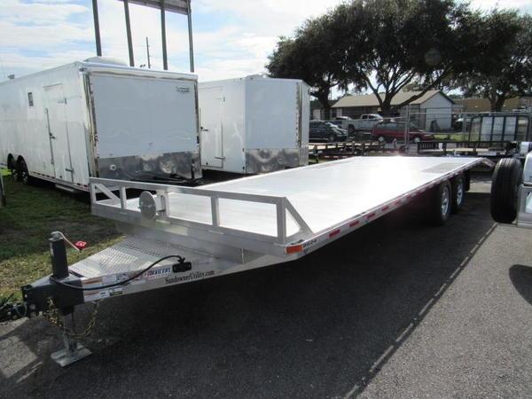 2019 Sundowner Trailers 24 ft Deckover Equipment Trailer  for Sale $10,499