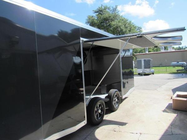 2022 Sundowner Trailers 24ft All Aluminum Car / Racing Trail  for Sale $31,999