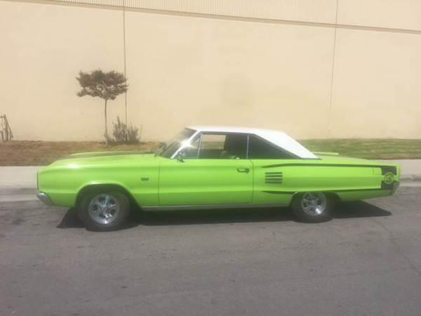 1966 Dodge Coronet  for Sale $0