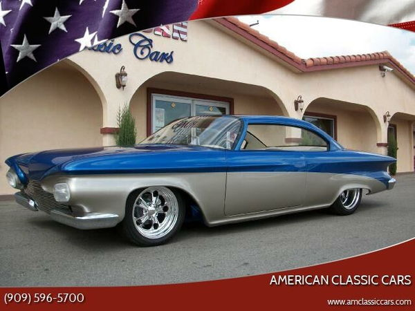 1961 Plymouth Fury CPE CUSTOM  for Sale $64,900