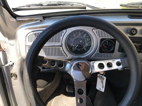 1969 Volkswagen Beetle  for Sale $7,495