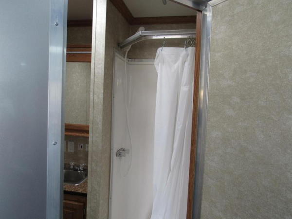 2021 Cargo Mate 44Ft Bath Package Car / Racing Trailer  for Sale $44,999