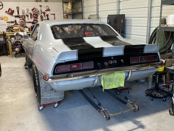 1969 Chevy Camaro  for Sale $26,000
