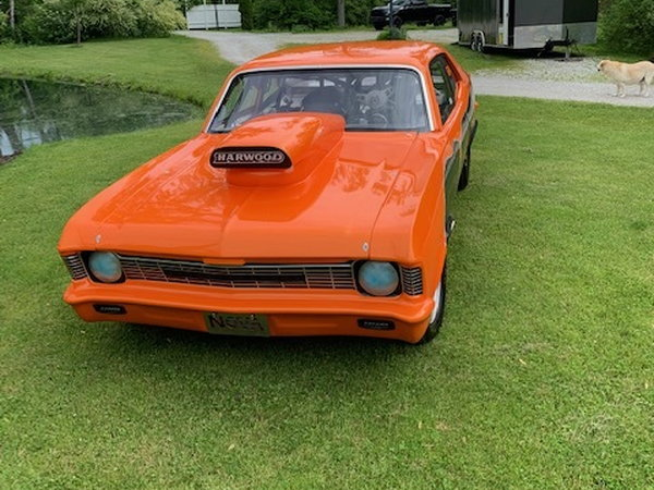 68 Nova  for Sale $49,500
