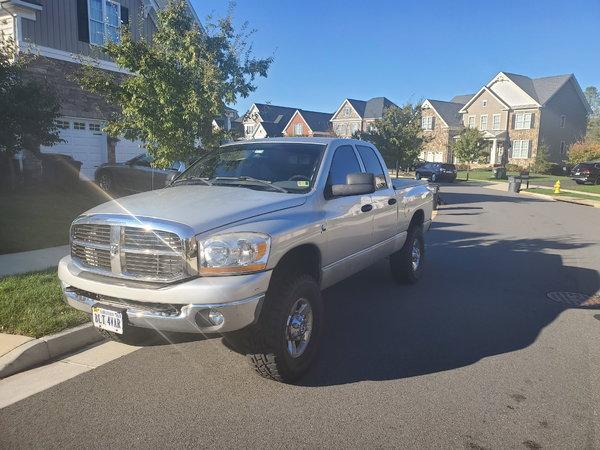 2006 Dodge Ram 2500  for Sale $34,000