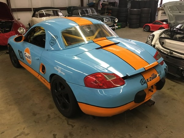 F class Boxster S  for Sale $25,000