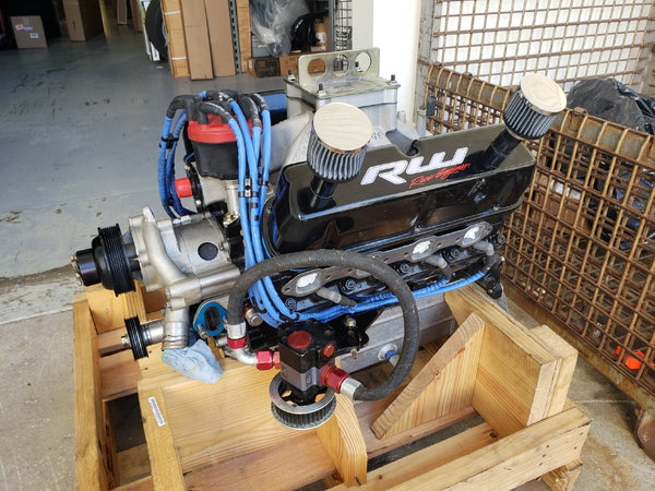 Ford 358ci ALL NEW RACE ENGINE  for Sale $11,000