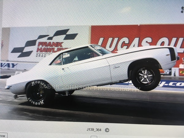1969 Camaro AA/SA   for Sale $85,000