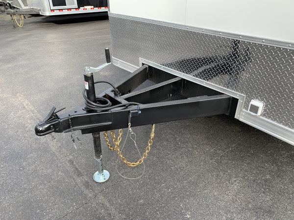 32' United X-Height Super Spread Axle Race Car Trailer  for Sale $26,495