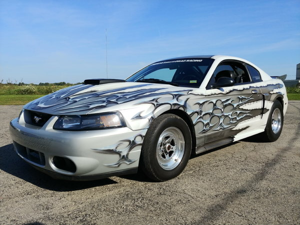 04 mustang mach 1 twin turbo for sale in boardman oh racingjunk classifieds. Black Bedroom Furniture Sets. Home Design Ideas